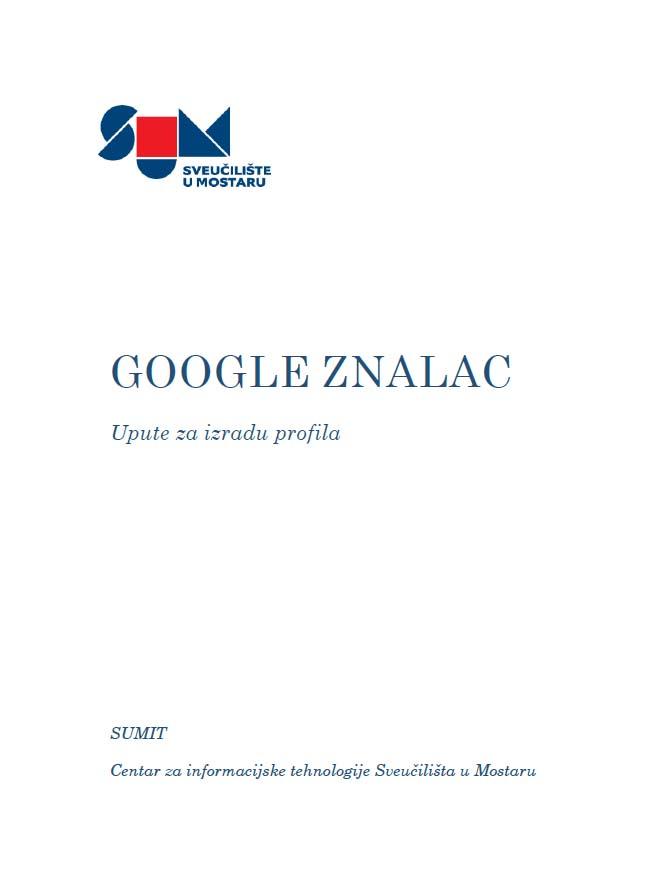 google znalac