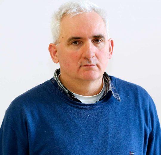 prof. dr. sc. Slobodan Mihaljević
